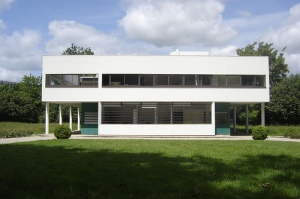 :sweet house, le corbusier: