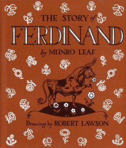 :ferdinand the bull, friend of children everywhere since the 1930s.: