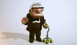 :Mr. Fredrickson of Up: