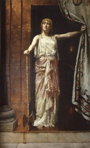:and our girl clytemnestra (less beautiful):