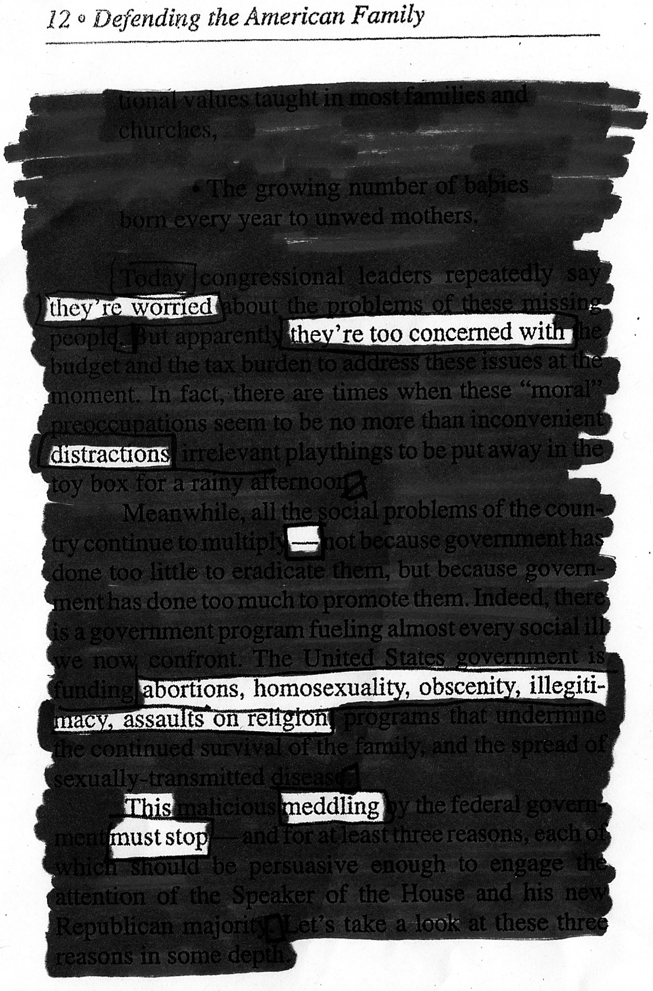 Send Anonymous Text >> 2009 | Things That Are Rectangles | Page 2