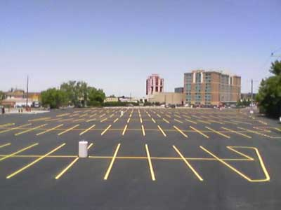 79. Parking Spaces | Things That Are Rectangles