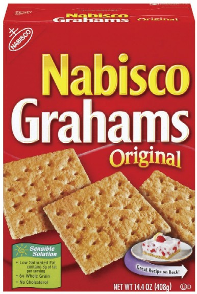 Plain/original grahams - the best to use for a graham cracker crust.